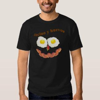 Tocinos y Huevos Tees