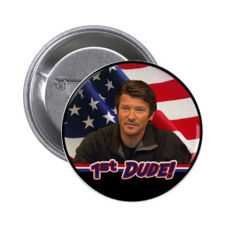 Tod Palin 1st Dude Button!  (NEW!)