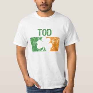 Tod Surname Clover Shirts