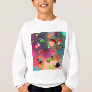 Today everything is trendy. sweatshirt