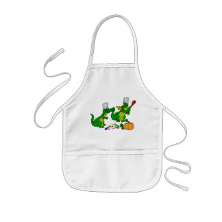 Today I will cook Kids Apron