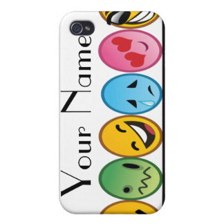 Today I'm Moody iPhone 4 Cover