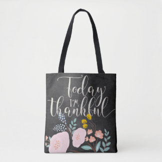 Today I'm Thankful All Over Print Bag