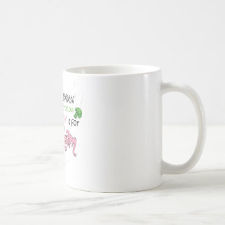 Today is for Ice Cream Quote Basic White Mug