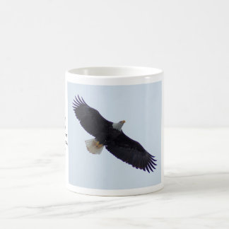 Today is my day to soar! basic white mug