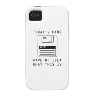 Today's Kids Have No Idea What This Is Case For The iPhone 4