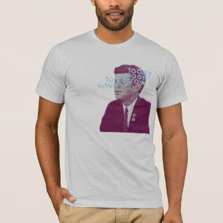 Today the Moon, Tomorrow the Sun JFK t-shirt