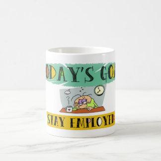 Today's Goal Mug