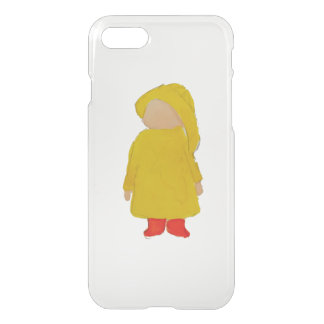 Toddie Time April Showers Rainy Day Toddler iPhone 7 Case
