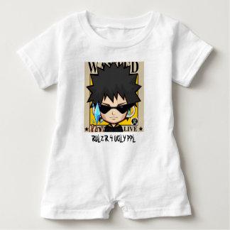 Toddler attitude onsie baby bodysuit