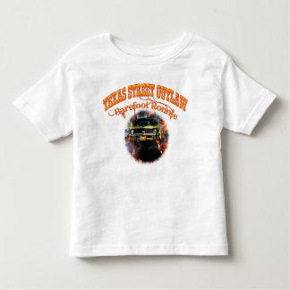 "Toddler ""Barefoot Ronnie"" 71 Green Yenko T-shirts"