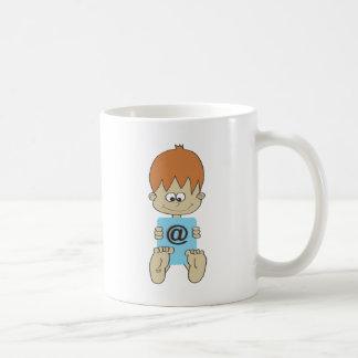 Toddler Basic White Mug