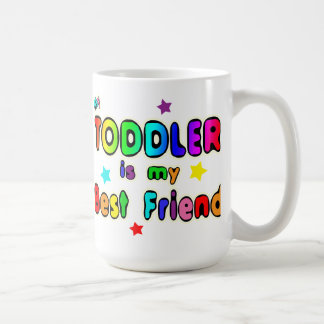 Toddler Best Friend Coffee Mug