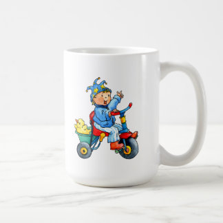 Toddler Bike Trike Kid Mug