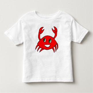 Toddler Clothes - Happy Crab Shirt