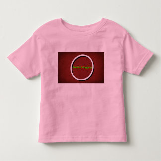 Toddler Fine Jersey T-Shirt. Toddler T-Shirt