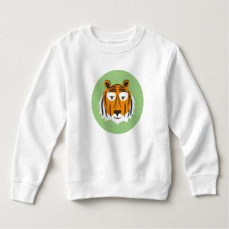 Toddler Fleece Sweatshirt - lion motive