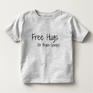 Toddler Free Hugs Tee