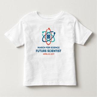TODDLER FUTURE SCIENTIST TODDLER T-Shirt