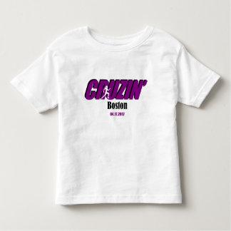 Toddler Girls Cruzin Boston Toddler T-Shirt