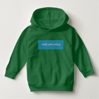 Toddler Green HambyWhiteGlove Pullover Hoodie