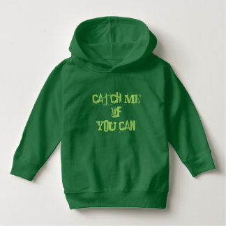 toddler green hoodie by DAL