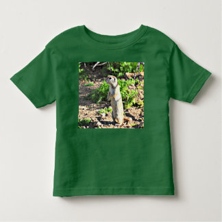 Toddler Ground Squirrel Tee Shirt