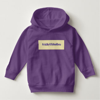 Toddler HAMbyWhiteGlove Pullover Hoodie
