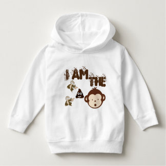 Toddler I Am The S*** Pullover Hoodie