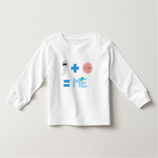 Toddler Long Sleeve T-Shirt Basic