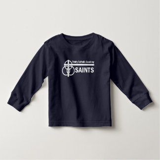 Toddler Long-sleeve T-shirt: TCA Saints Toddler T-Shirt