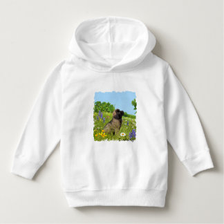 Toddler Ludwig the Leonberger Puppy Hoodie