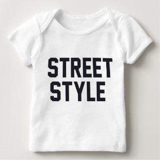 Toddler street style shirts