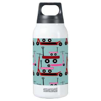 Toddler Transportation Red Pink Scooters Wagons 0.3L Insulated SIGG Thermos Water Bottle