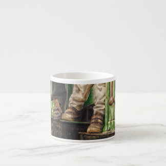 Toddler Tunes Espresso Mug 6 Oz Ceramic Espresso Cup