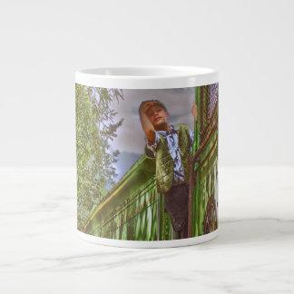 Toddler Tunes Jumbo Mug 20 Oz Large Ceramic Coffee Mug