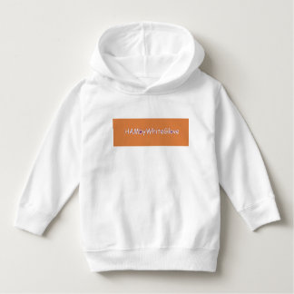 Toddler White HAMbyWhiteGlove Pullover Hoodie