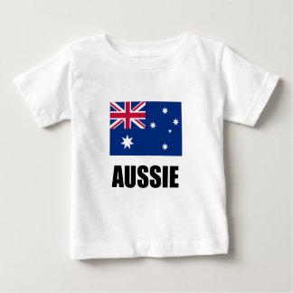 "Toddlers Australian Flag / ""Aussie"" shirt"