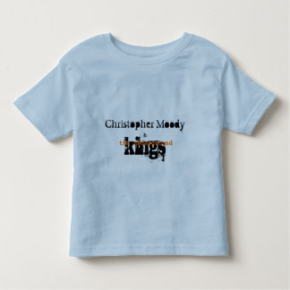 Toddler's Christopher Moody T-Shirt