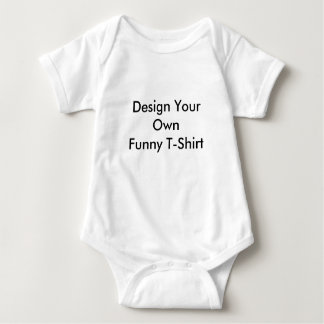 Toddler's Design Your Own Funny T-Shirt