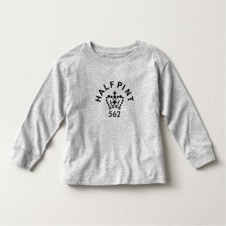 Toddlers English Half-pint long-sleeve T-shirt