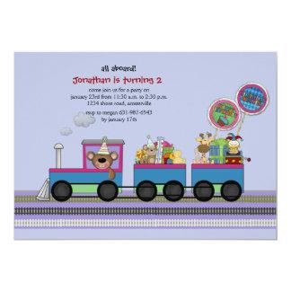 Toddler's Express Invitation