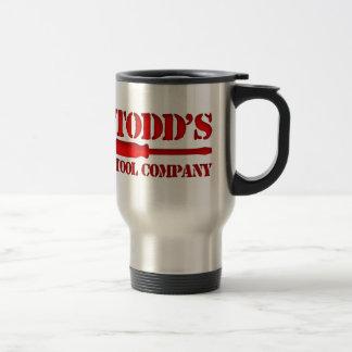 Todd's Tool Company Mugs