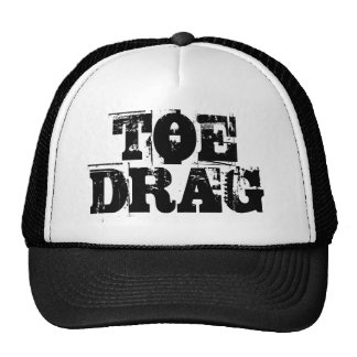 TOE DRAG CAP