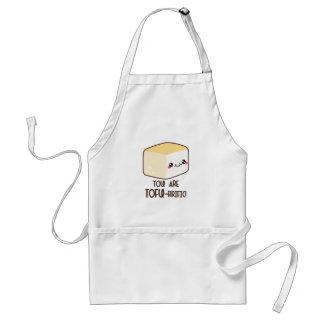 Tofu-rrific Emoji Standard Apron