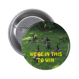 TOGETHER 6 CM ROUND BADGE