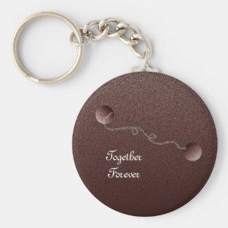 Together Forever Key Ring