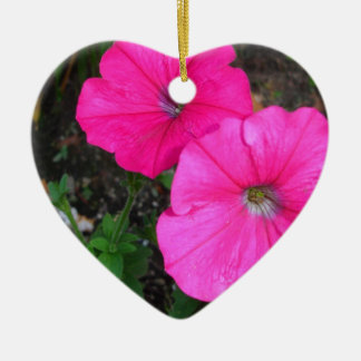 Together Forever Morning Glory Ornament