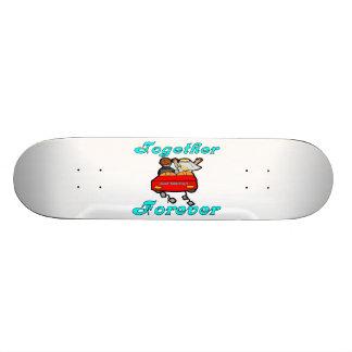 Together Forever Newlyweds Skate Board Decks