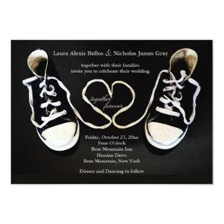 Together Forever Wedding Invitation